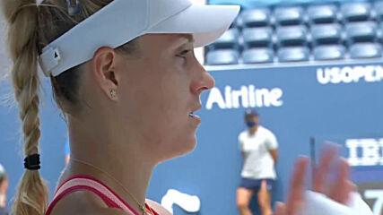 Angelique Kerber vs Ajla Tomljanovic Full-match Highlights - Us Open 2020 8312020
