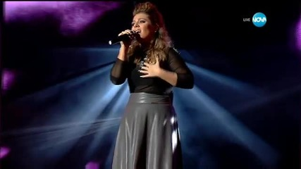 Виктория Георгиева - Who You Are - X Factor Live (19.11.2015)