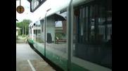 Регионалния Влак - Гарата В Цвикау