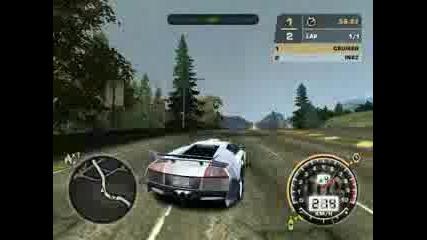 Nfs Most Wanted! - Murcielago Ride!