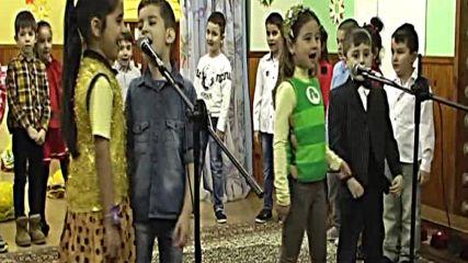 """Мамо, пея за тебе сега група """"маргаритка"""" Цдг """"надежда"""" гр. Елхово"""