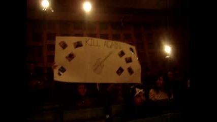 Kill Again - Seek & Distroy Live