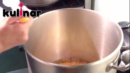 Рецепта за Крем Супа от Моркови Детска Кухня