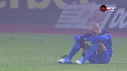 Емоциите в Стара Загора след поражението на Левски
