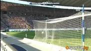 Herta Berlin 1-3 Real Madrid Cf