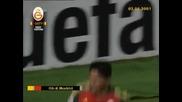 Ucl - 00 - 01 Sezonu - Galatasaray Sk 3 - 2 Real Madrid Cf - Gol Mario Jardel