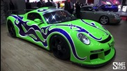 Tour_ Ruf Rtr, Rgt 4.2, Turbo Florio and Psychedelic Ctr3 - Geneva 2015