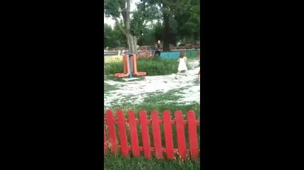 Луда Баба тренира (смях)