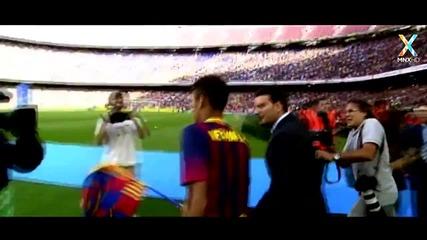 Neymar vs Gareth Bale 2014 The Ultimate Skills Goals