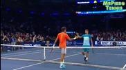 Roger Federer vs Grigor Dimitrov - Bnp Paribas Showdown 2015