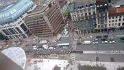 Затвориха централна улица в Брюксел заради сигнал за бомба
