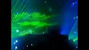 Tiesto пуска Andy Blueman - Neverland в Sala Polivalenta 21.03.2009