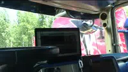 Scania R500 Tomb Raider