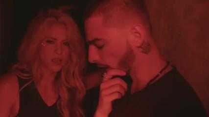 Shakira - Chantaje feat. Maluma ( Официално Видео )