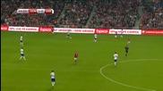 Дания - Сърбия 2:0
