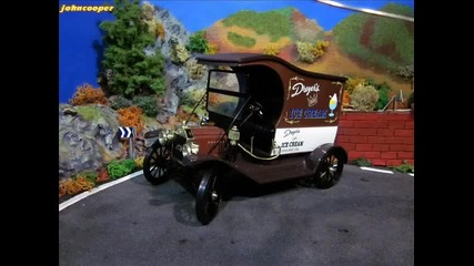 1:18 Ford T Dreyer's Ice Cream