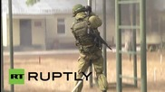Russia: Special Forces fight 'Islamic terrorists' in simulation drills