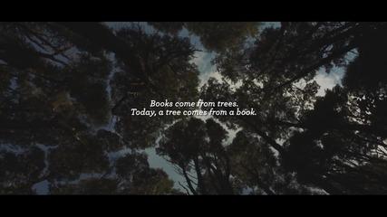 Може ли книгата да се превърне в дърво?