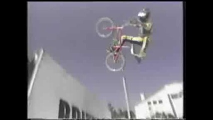 Bmx Old School Drag Style (!)