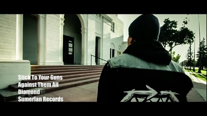 Stick To Your Guns - Against Them All
