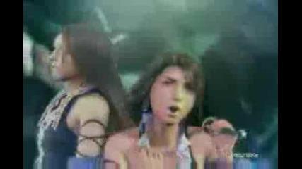 Final Fantasy X2 - 1000 Words