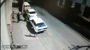 Неудачен опит за кражба на автомобил в Бразилия