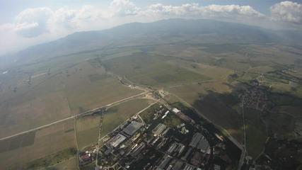 Sopot paragliding clip6