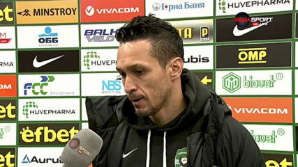Марселиньо: Интер няма да спят и да ни чакат, трябва да сме агресивни