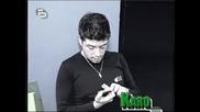 Иван Ангелов - Разказва Закъкво e Бил Изгонен и Колко му е Било Мъчно След Номинациите - 12.04.2008г.  *HQ*