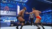 Randy Orton - Snap scoop powerslam