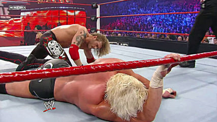 Edge vs. Dolph Ziggler – World Heavyweight Title Match: Royal Rumble 2011 (Full Match)