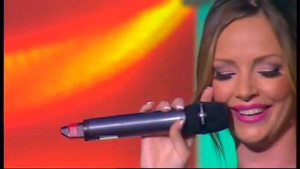 Jelena Gerbec - Ne gledaj me tako (LIVE) - HH - (TV Grand 03.07.2014.)