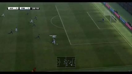 Pes 2012 goals