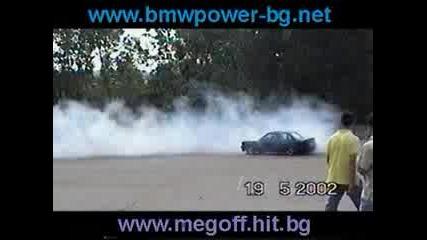 Bmw e30 Пали Гуми