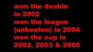 Thierry Henry Си Взима Довиждане С Arsenal