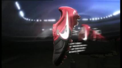 реклама на бутонки Nike Ctr 360