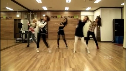 Girls Day - Twinkle Twinkle (mirrored Dance Practice)