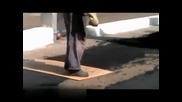 Как асфалтират улиците в Русия