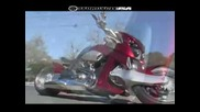 Travertson V - Rex - Concept Motorcycle Review