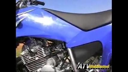2008-2009 Yamaha Raptor 250 Review