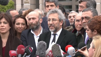 Turkey: Cumhuriyet editors facing life sentences have trial adjourned