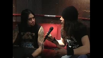 Interview with Bullet For My Valentine