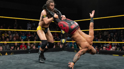 Ricochet vs. Adam Cole: WWE NXT, Feb. 13, 2019