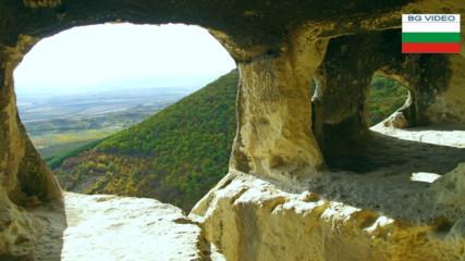 Шуменско плато- Хан Крумски скален манастир
