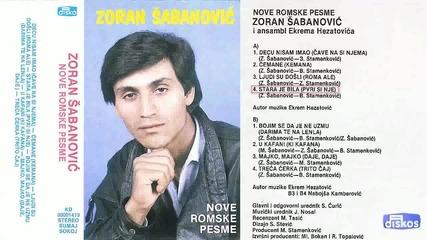 Зоран Шабанович - Нове ромске песме 1987 (цяла касета)