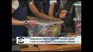 Американско момиче изработи 1000 хартиени жерави в знак на съпричастност с пострадалите в Япония