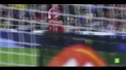 Вижте радостта на Моуриньо след гола на Кристияно Роналдо