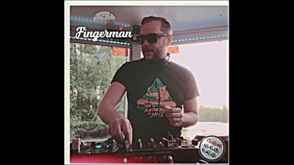Fingerman @ Deep Sea Rhythms Boat Party, Chester 13-07-2019