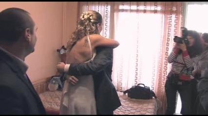 Видеоклип - Мария и Борислав - 11.10.2008 г.