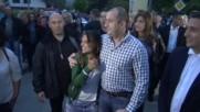 Бразилка не може да повярва, че среща президента на Република България